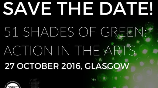 Save the Date: 51 Shades of Green