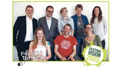 Festival Vision: 2025 Unites UK Festivals for a Sustainable Future.