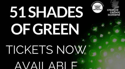 Tickets Now Available for 51 Shades of Green