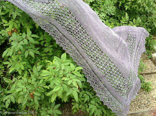 photo 5 The summer of the shawl