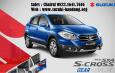 Daftar Harga Mobil Suzuki Sx4 S-Cross Bandung