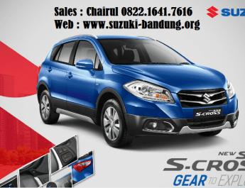 Harga & Spesifikasi Suzuki S-Cross Bandung