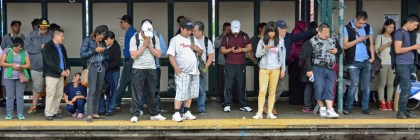 commuters-with-cell-phones
