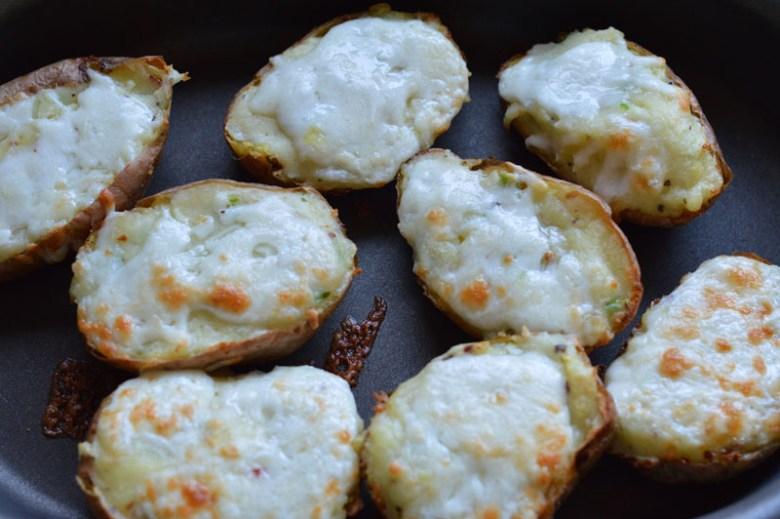 Cheesy Baked Potatoes3