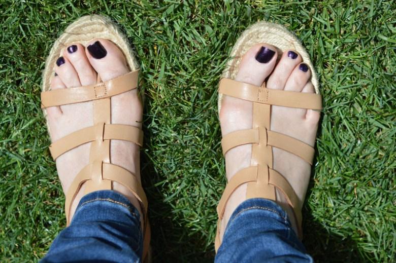 Nude Sandals 3