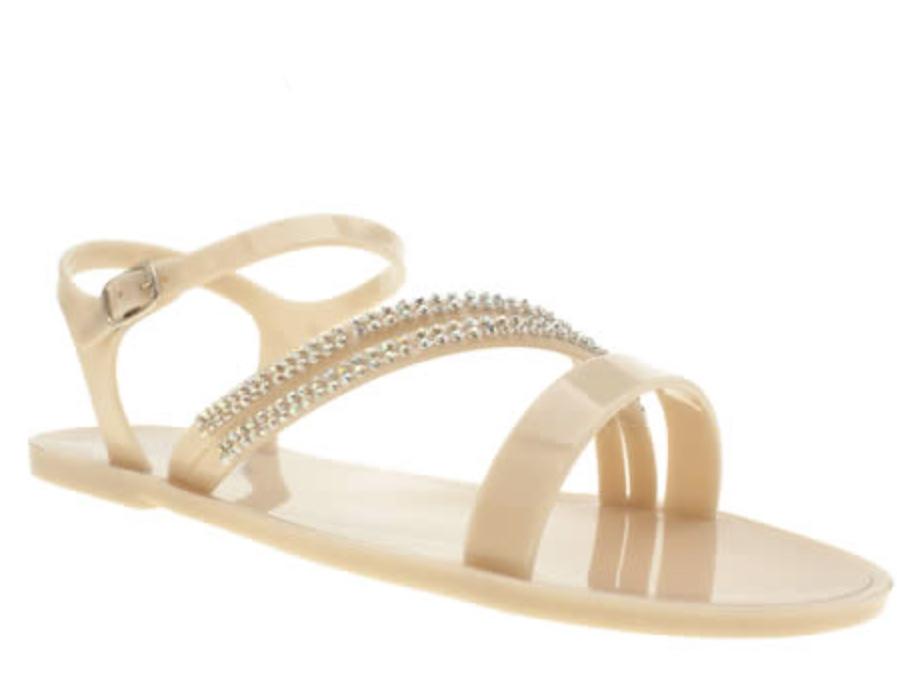 Schuh natural houston sandal copy