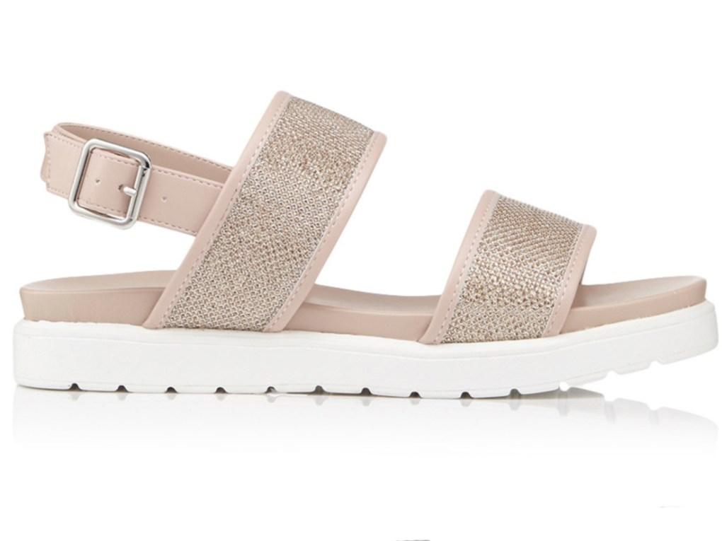 Secret Sales Kurt Geiger tan sandals