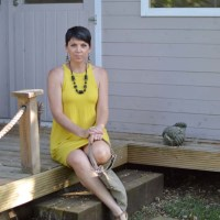 Mustard Yellow Summer Dress