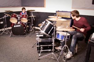 Drum Lessons 14