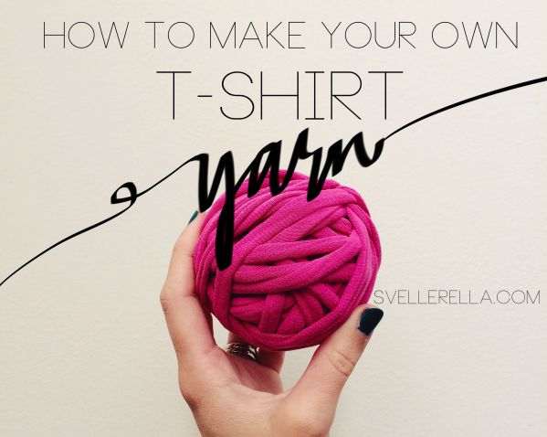 How to make your own t shirt yarn for How to print your own shirt
