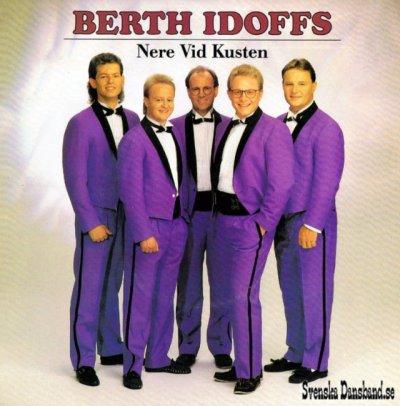 B - BERTH IDOFFS - Vinyl-single - BERTH IDOFFS (1990) - svenskadansband.se