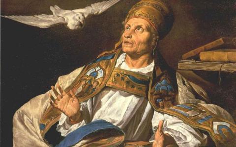 3.9. – sv. Grgur Veliki, papa, naučitelj
