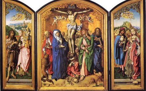 Križ, največi znak božje ljubavi