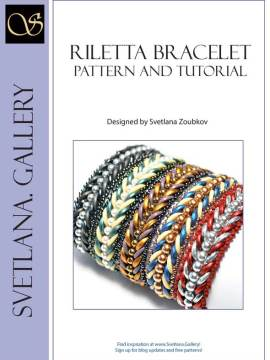 Riletta Bead Pattern Tutorial Cover