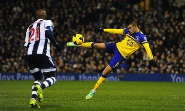 WBA-Everton