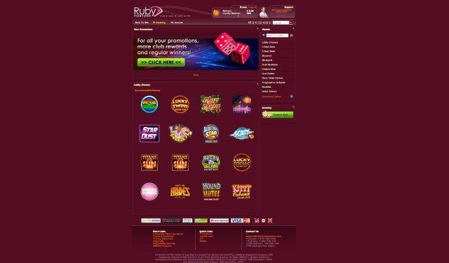 Ruby Fortune Casino 4