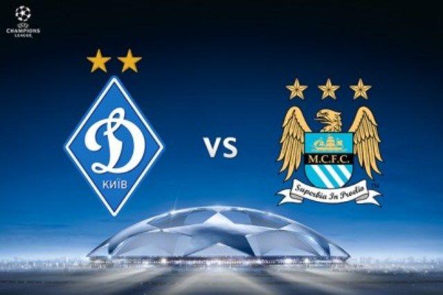 Dynamo Kiev - Manchester City