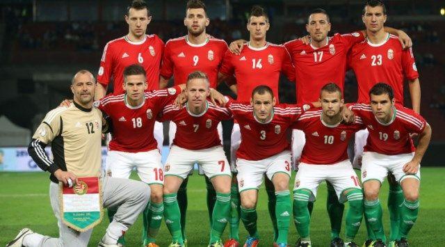 Mađarska-sastav
