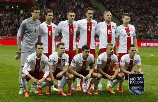 Poljska-sastav