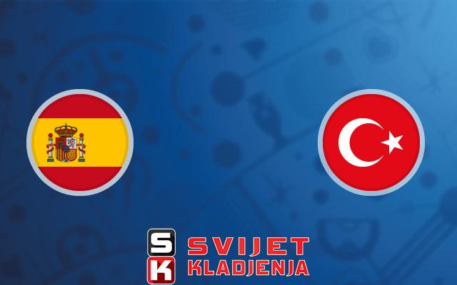 Španjolska v Turska: Pregled, moguće postave i koeficijenti