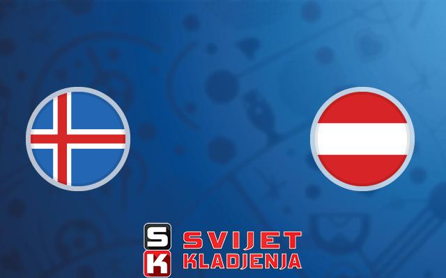 Island v Austrija: Neutralni favorit ide po pobjedu
