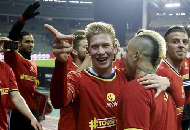 Momčad Belgije
