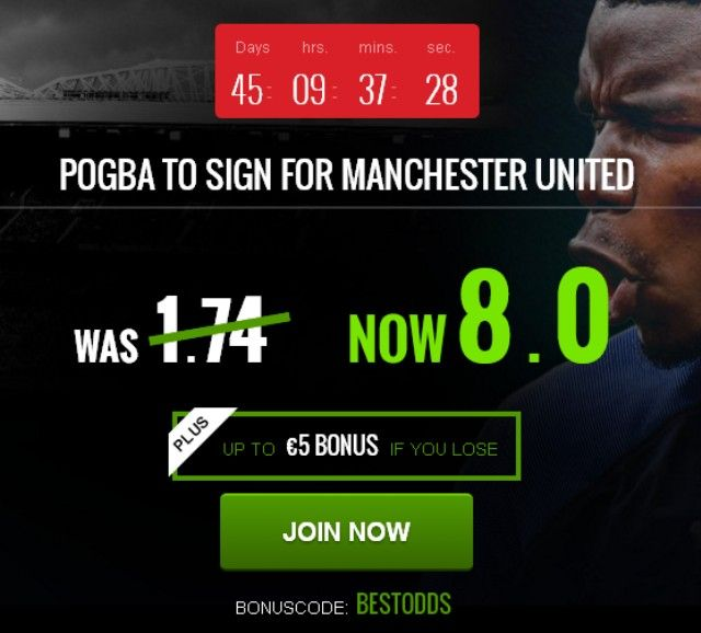 Pogba Mancester United