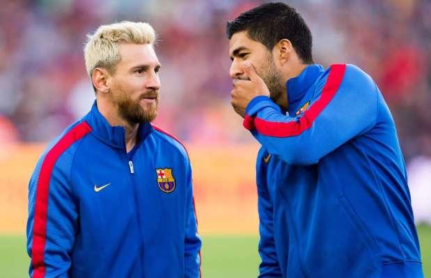 Messi i Suarez