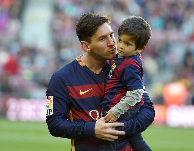 Sin Lionel Messija