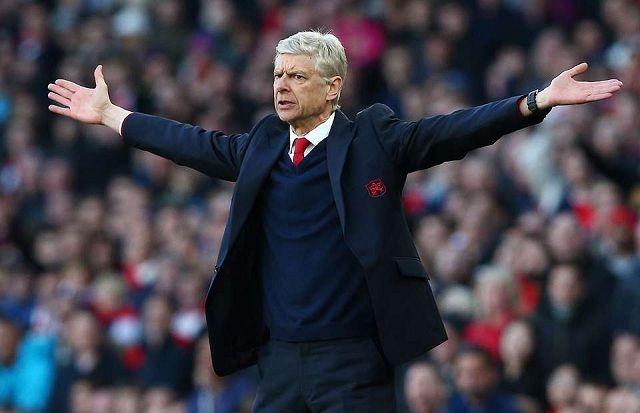 Wenger u žaljenju
