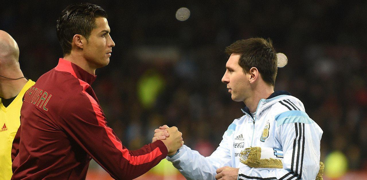 """Ronaldo: """"Nismo najbolji prijatelji, ali postoji uzajamno poštovanje"""""""