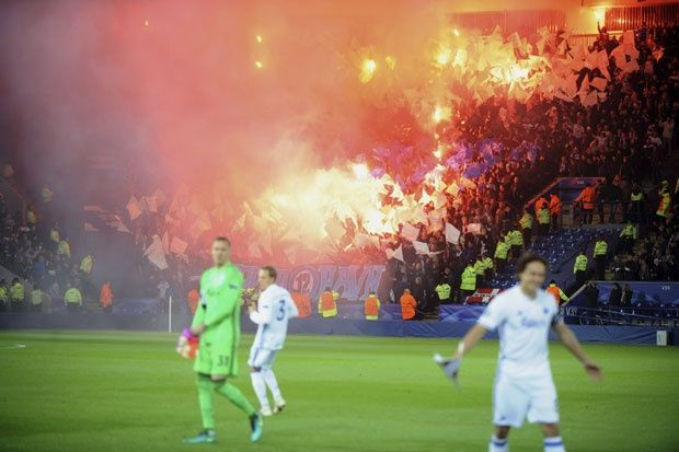 UEFA pokrenula disciplinski postukak protiv Kopenhagena