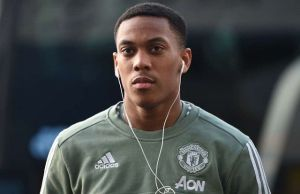 Anthony Martial napravio