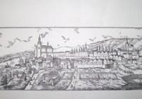 Historie středověkého opevnění města Svitav