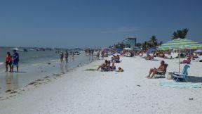Spring Break at Fort Myers Beach