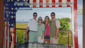 Fort Sumter Family Party