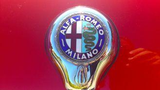 Alfa Romeo Giulietta at Classics By The Beach, Hobart