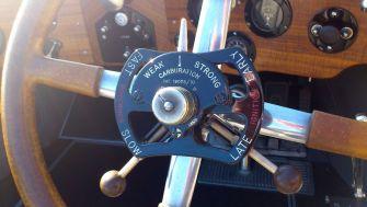 Rolls Royce Throttle Controls