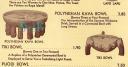 Polynesian bowls