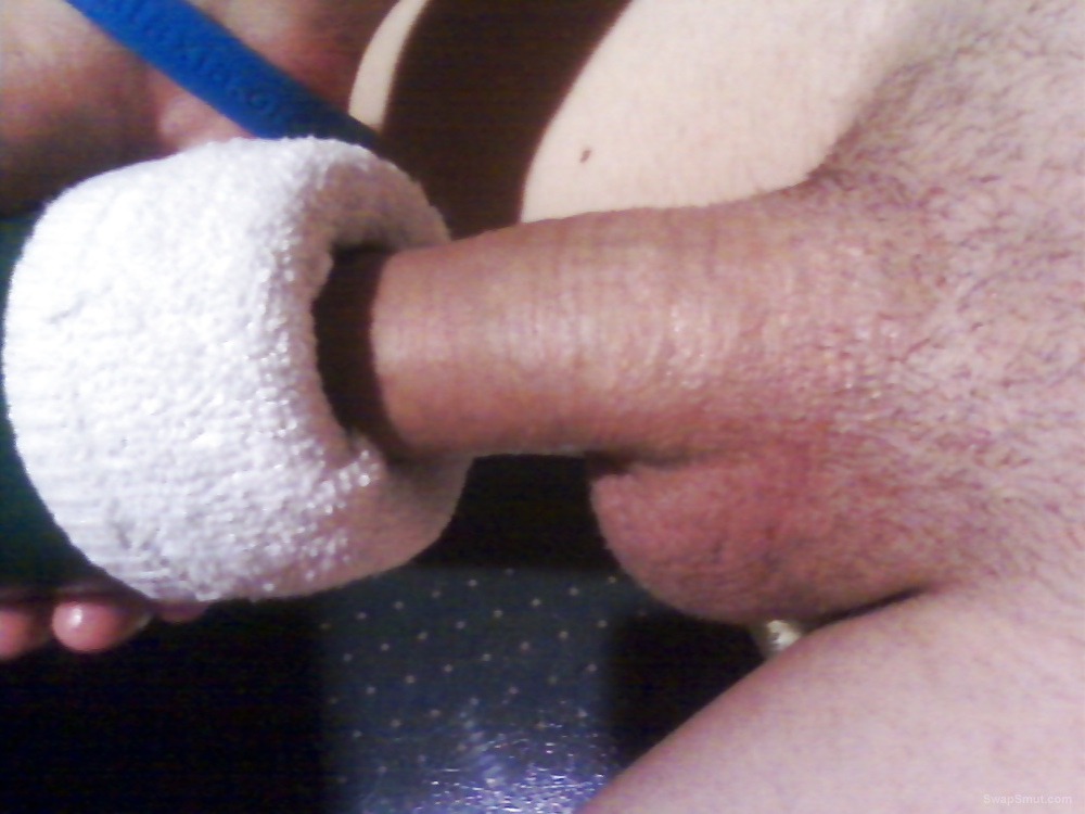 homemade dildo