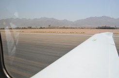 On the Ground at King Hussein Airport
