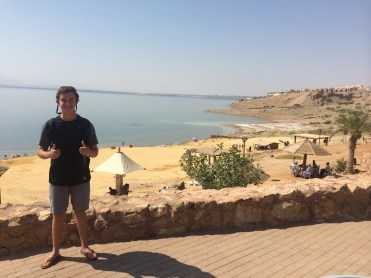 Amman Beach, The Dead Sea