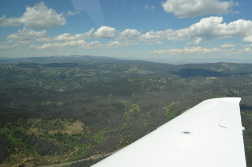 Descending into Steamboat