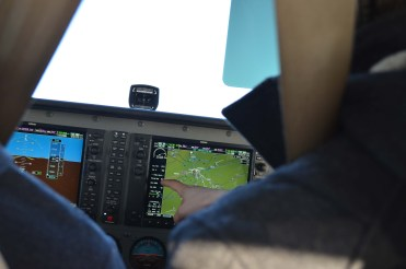 Learning How To Use G1000 Displays