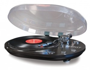 Today On the Boards: An Oval USB Turntable