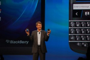 RIM's Back…Now It's Blackberry