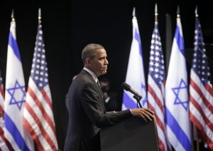 Politicast: Five Points in Obama's Speech to Israel