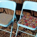 Today on the Boards: Re-Styled Folding Chairs
