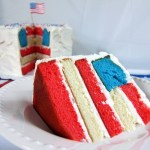 Today on the Boards: 4th of July Cake