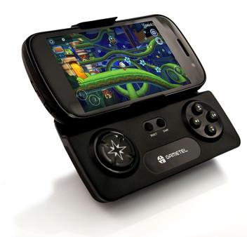 Gametel - spelkontroll för Android via Bluetooth